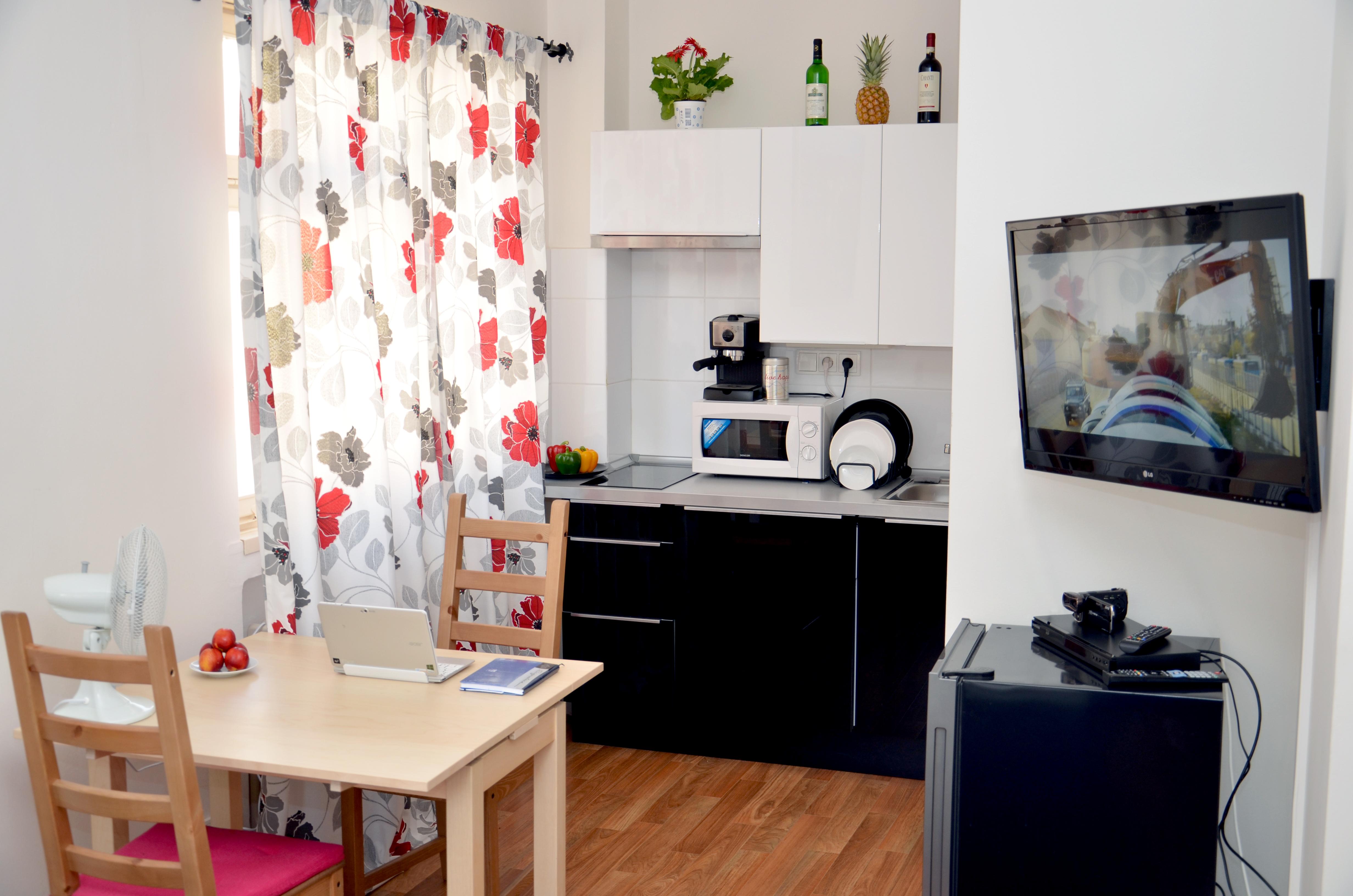 Charvatova-10 Studio Superior Apartments Kitchen
