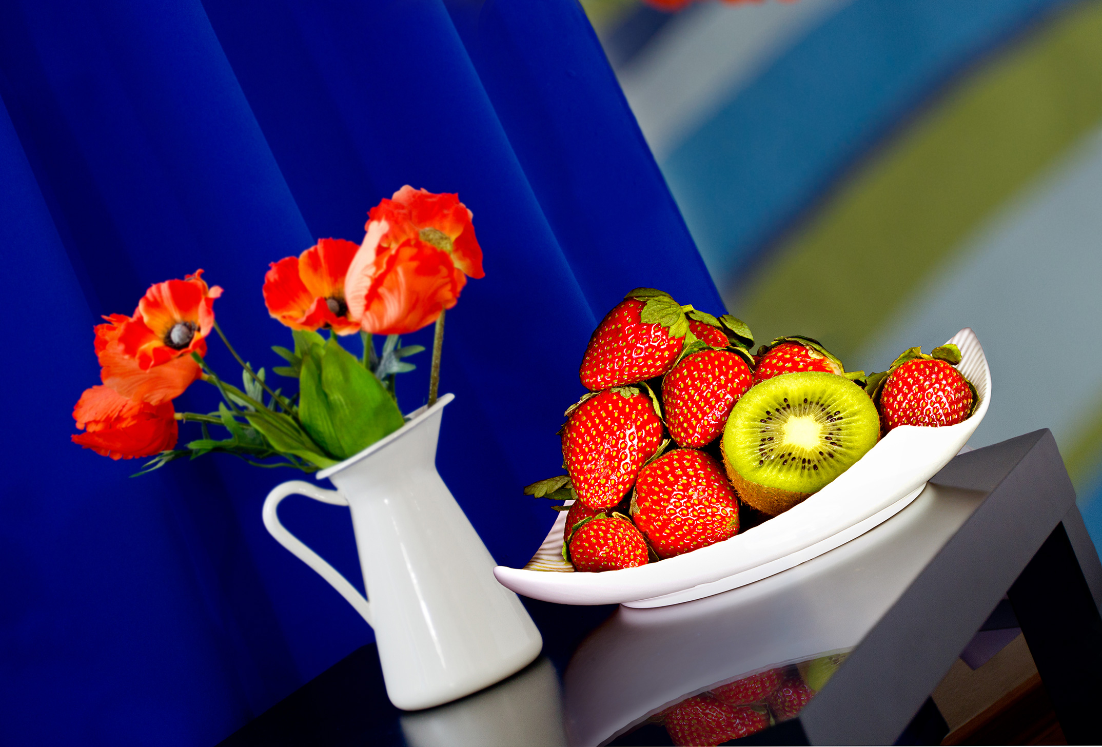 Charvatova-10 Superior One BedRoom Apartments whith terrace  - fruits and flowers