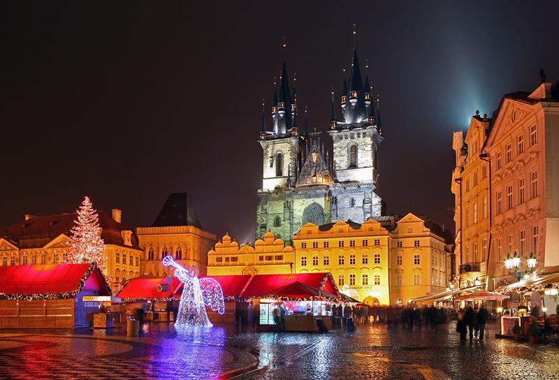 Прага Староместская Площадь