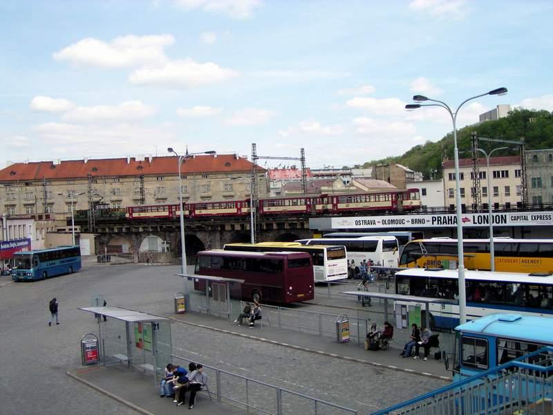 Прага Автовокзал Флоренц