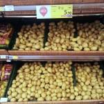 Цена на Картофель в Праге